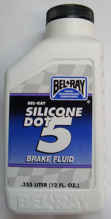 Bel Ray Dot 5 Brake Fluid